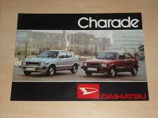 46820) Daihatsu Charade Prospekt 198?