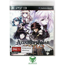 Record Of Agarest War Zero (PS3) Tactical Role Playing - RPG - Region Free