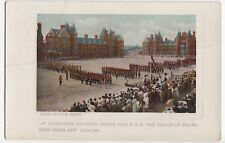 Life In Our Army; 1st Hampshire Regt. March Past Prince Of Wales PPC By Vertigen