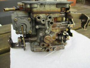 Weber 32/34 DMTL Carburettor