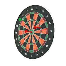 """NEW! 16"""" Magnetic Kids Toy Play Dart Board Dartboard with 6 Darts"""