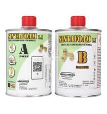 PROCHIMA SINTAFOAM A+B 1kg  resina bicomponente da colata per riproduzione