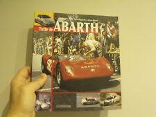 Fiat Abarth 5595ss  850TC  124 - X1/9- 131  Zagato Porsche book vintage racing