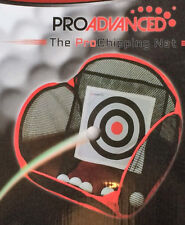 ProAdvanced Sports Pro Chipping Net for Golf - Pop Up Indoor Father's Day Gift