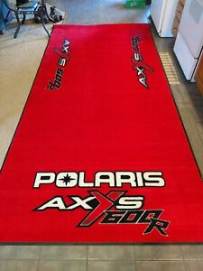 Polaris axys 600r 12x5 Shop Rug