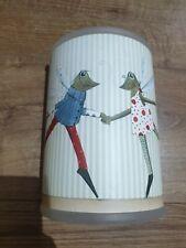 "IKEA TASSA Natt Frog Fairies Childrens Kids Wall Light Night Sconce Lamp 8"""