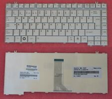 QWERTY KEYBOARD TURKISH TOSHIBA Satellite A200 NSK-TAP0T 9J.N9082.P0T PK130182J0