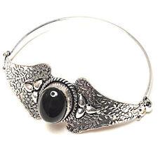 Armbänder aus Sterlingsilber mit Onyx Edelsteine