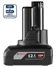 Bosch 10.8V - 12V Professional 4.0 Ah Lithium Ion Cordless Battery