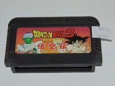 Famicom: Dragon Ball 3 (cartucho/cartridge)