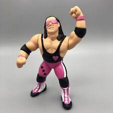Bret Hitman Hart WWF Hasbro Wrestling Figure WWE WCW ECW