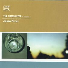 The Timewriter - Jigsaw Pieces - CD Album - PLASTIC CITY - DEEP HOUSE TECH HOUSE