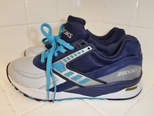 a462d28b70a Style  Running Shoes. Brooks Men s Heritage Regent Peacoat Cyan Blue Size 8