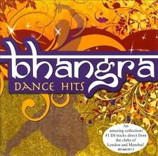 Bhangra Dance Hits by Various Artists (CD, 2008, Water Music Records)