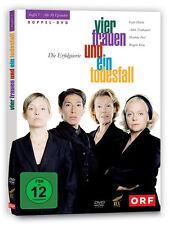 2 DVDs * VIER FRAUEN UND EIN TODESFALL - STAFFEL  1 # NEU OVP %