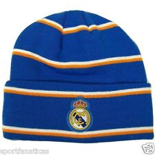 REAL MADRID BEANIE HAT CAP authentic  official licensed product ship from USA