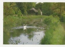 Shawford The Itchen Navigation Hampshire Postcard 232a
