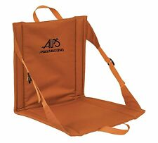 ALPS mountaineering orange rust weekender camping seat chair bleacher camping