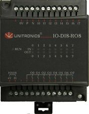 UNITRONICS I/O EXPANSION MODULE EX-D16A3-RO8 DIG/ANAL