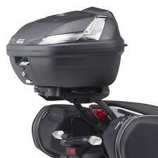 GIVI 1137FZ MONORACK TOPBOX RACK Honda CBR650F + B47 BLADE TECH TOP BOX CASE