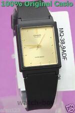 MQ-38-9A Gold Schwarz Unisex Casio Uhren Resin Band Wasser Resist Brand-New