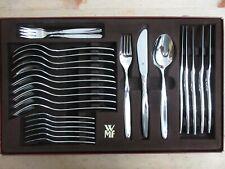WMF Perlrand Cromargan 6 Gâteau Fourche 15,7 Cm 6 Pièces Note 2 Fourche Top