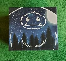 Abominable Toys Chomp Dark Forest Vinyl Figure Limited Edition 325