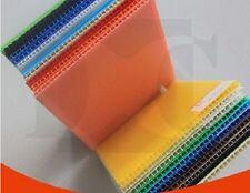 4mm Orange 24 x 36 (4 pack) Corrugated Plastic Coroplast Sheets Sign*