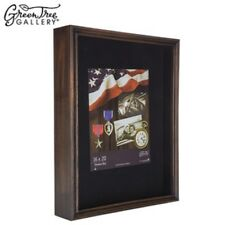 "Coffee Shadow Box Heirloom Collection 16"" x 20"" Home Living Room Office Display"