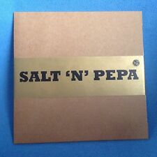 SALT N PEPA - 6 TRACK PROMO CD - 'PUSH IT' - SNPDJ1 - 1997