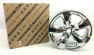 2011-2014 Dodge Charger Challenger chrome 20 inch aluminum Wheel Rim 1NQ47SZ0AD