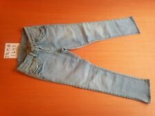 MORGAN DELIA*S ANKLE HIGH CROPPED JEANS MED WASH SZ 5/6 ITEM # 1643