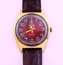 1980's USSR Poljot Olympics 1980's Soviet wrist watch Export version 2609