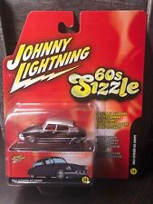 Johnny Lightning 60s Sizzle 1963 Citroen DS Coupe Real Wheels Muscle Car (EB02)