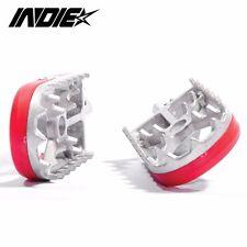 HONDA CR / CRF WIDE FAT FOOT PEGS / FOOTREST 125 250 450 F R CR125 CR250 CR450F