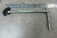 Quality tool: RIDGID #1010, basin wrench, made in USA