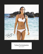 TULISA #2 10x8 SIGNED Mounted Photo Print - FREE DELIVERY