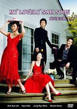 My Lovely Sam-Soon - Korean DVD - English & Chinese Subtitles