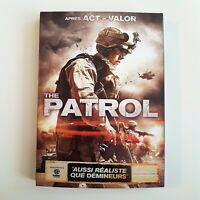 prix explosé ! _ THE PATROL (film de guerre réaliste) ♦ DVD NEUF ♦