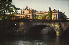 Sweden Postcard - Stockholm - The North Bridge and The Parliament   ZZ2806