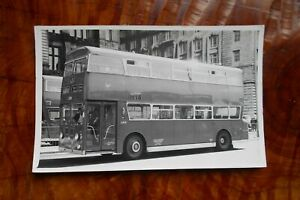 Liverpool Corporation Leyland Atlantean PDR1/1 FKF805D No L805 Bus Photograph