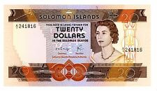 Solomon Islands ... P-8 ... 20 Dollars ... ND(1981) ... *Ch UNC*