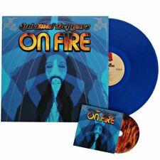 On Fire by Spiritual Beggars (180g LTD BLUE Vinyl +CD), 2015, Sony For Nations