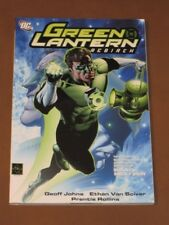 GREEN LANTERN REBIRTH TPB NM 1ST EDITION 2005 HAL JORDAN GEOFF JOHNS JLA JSA