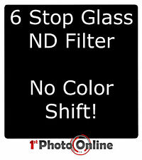 100x100mm 6 Stop ND 1.8 Glass Filter Hard Case same as Lee Little Stopper