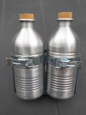 Water Bottles And Handlebar Bottle Holder vintage