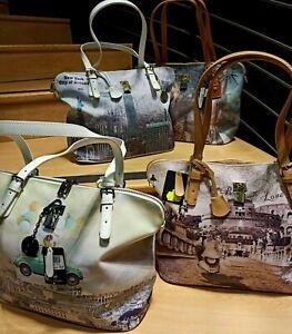 BORSA DONNA YNOT? Ynot yesbag Shopping bag zip Large F 377