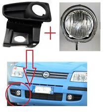 Fiat Panda 03-12 GRILLE PARE CHOCS avant DROIT 735357172 + Feu de brouillard