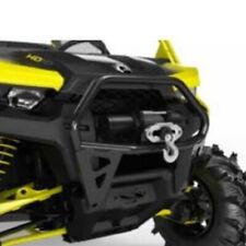 Can-Am New OEM UTV Black XMR Front Bumper, Defender, 715004405