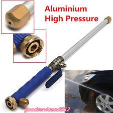 Autos Blue High Pressure Washer Sprayer Cleaner Nozzle Water Gun Hose 46cm/18''